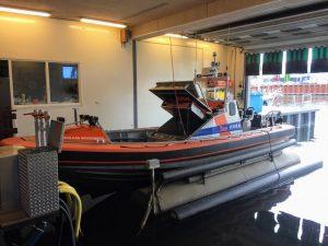 Huizer reddingboot